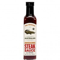 Original Australian Awesome Aussie Steak Sauce