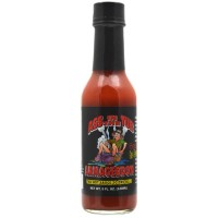 Ass In The Tub Armageddon Hot Sauce