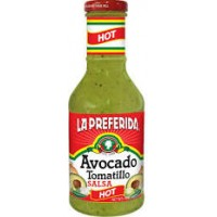 La Preferida Avocado Tomatillo Salsa - Hot
