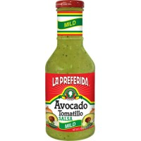 La Preferida Avocado Tomatillo Salsa - Mild