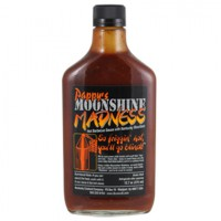 Pappy's Moonshine Madness Hot BBQ Sauce With Kentucky Bourbon