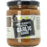 Chef Bernie's Tropical Garlic Sauce