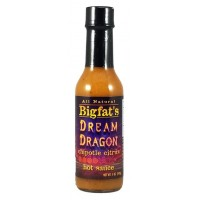 BigFat's Dream Dragon Chipotle Citrus Hot Sauce