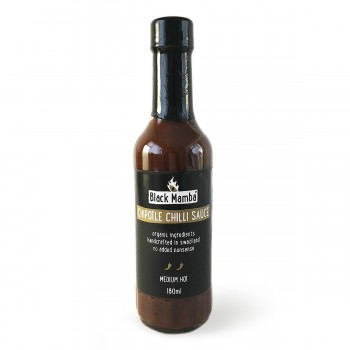 Black Mamba Chipotle Pepper Sauce