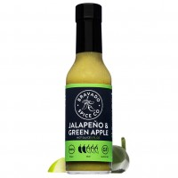 Bravado Spice Jalapeno & Green Apple Hot Sauce