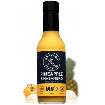 Bravado Pineapple & Habanero Hot Sauce
