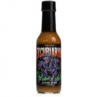 Burns & McCoy Excubiarum Mega Hot Verde Hot Sauce