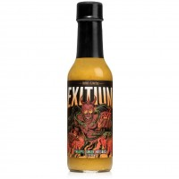 Burns & McCoy Exitium Pineapple Ginger Hot Sauce