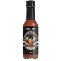 Burns & McCoy Smoked Habanero & Roasted Garlic Hot Sauce