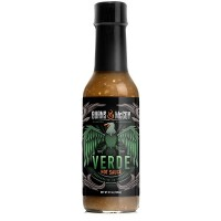 Burns & McCoy Reaper Verde Hot Sauce