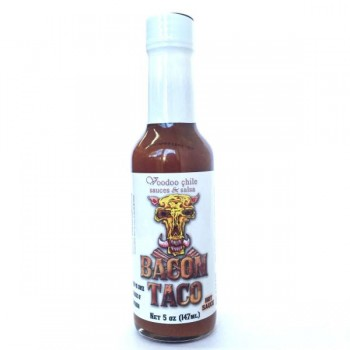 Voodoo Chile Bacon Taco Hot Sauce