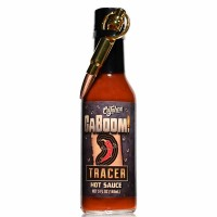 Caboom! Tracer Hot Sauce with Bullet Keychain