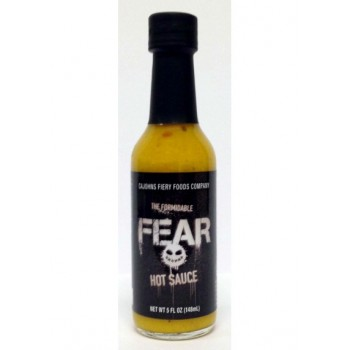 Cajohn's Formidable Fear Hot Sauce
