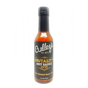 Culley's Brutality Hot Sauce