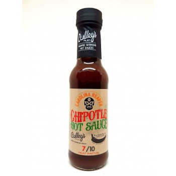 Culley's & Puckerbutt Pepper Co. Carolina Reaper Chipotle Hot Sauce