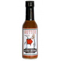 Hotter Than El Reaper's Revenge Hot Sauce