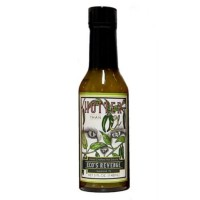Hotter Than El Eco's Revenge Hot Sauce