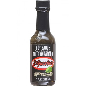 El Yucateco Black Label Reserve Habanero Hot Sauce