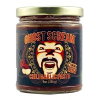 Ghost Scream Chilli Garlic Paste