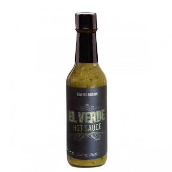 Ghost Scream El Verde Hot Sauce