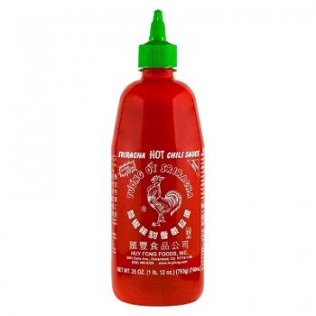 Huy Fong Sriracha Large 795g (28oz) bottle