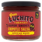 Gran Luchito Super Smoky Chipotle Salsa