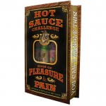 Hot Sauce Challenge Book of Pleasure & Pain