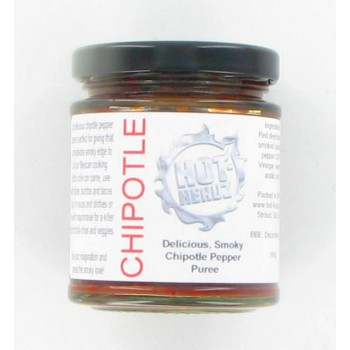 Hot-Headz! Smoky Chipotle Pepper Puree