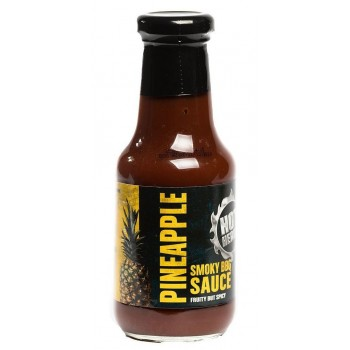 Hot-Headz! Smoky Pineapple BBQ Sauce