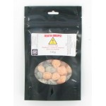 Death Drops! Extreme Heat Lemon, Raspberry & Liquorice Flavoured Sweets