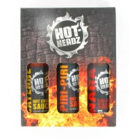 Hot-Headz! World Wide Gift Pack