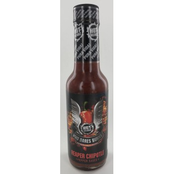 Who Dares Burns! Reaper Chipotle Hot Sauce
