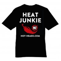 Hot-Headz! Heat Junkie T-Shirt