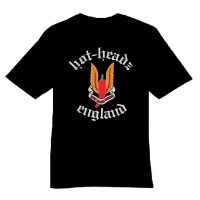 Hot-Headz! England Biker's T Extra Large(s)