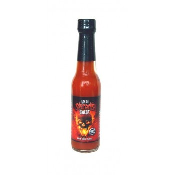 Son Of Satan's Sweat Naga Chilli Sauce