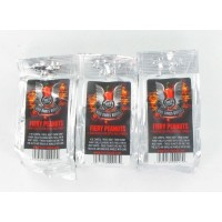 Who Dares Burns! Naga Chilli Peanuts x 3 Bags