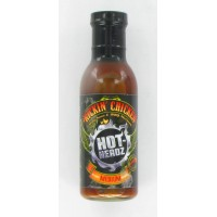 Hot-Headz! Kickin' Chicken Wing Sauce & Marinade - Hot Smoky Chipotle