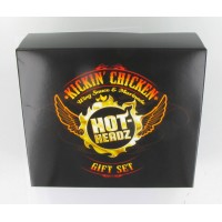 Hot-Headz! Kickin' Chicken Wing Sauce Set