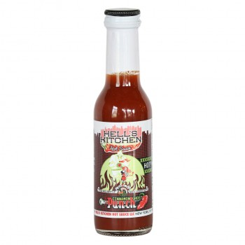 Hell's Kitchen Cinnamon Ghost Punch Hot Sauce