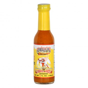 Hell's Kitchen Habanero Mango Salvation Hot Sauce