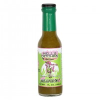 Hell's Kitchen Retro Jalapeno Hot Sauce
