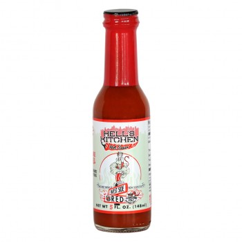 Hell's Kitchen Westside Red Hot Sauce