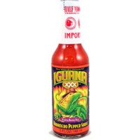 Iguana XXX Hot Habanero Pepper Sauce