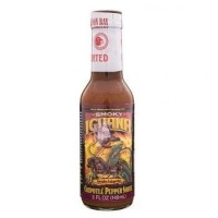 Iguana Smoky Chipotle Hot Pepper Sauce