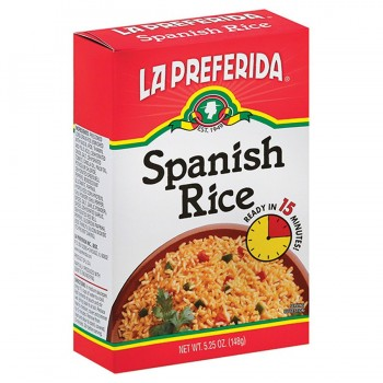 La Preferida Spanish Rice