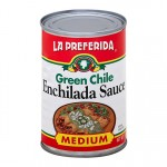 La Preferida Green Chile Enchilada Sauce