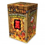 Lil' Nitro - The World's Hottest Gummy Bear!