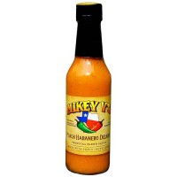 Mikey V's Peach Habanero Delight Hot Sauce