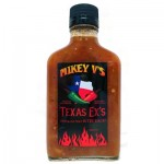 Mikey V's Texas Ex's Hot Sauce