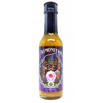 Primo's Peppers Primonition Verde Hot Sauce